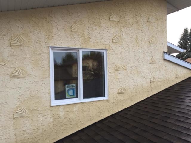 St albert Stucco Repair California style