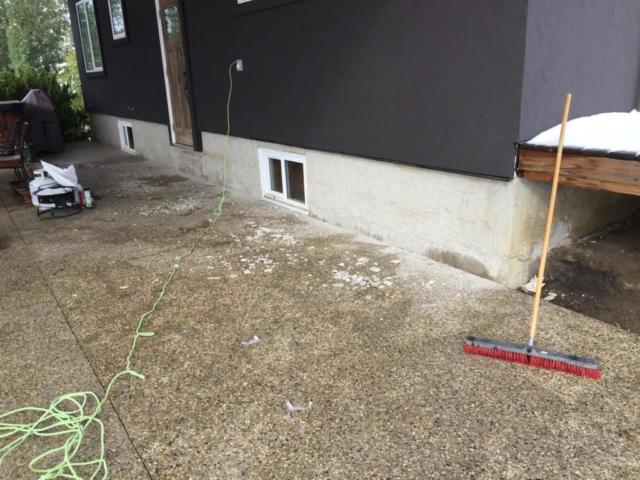 Parging Repair Alta Exterior Ltd
