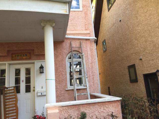Stucco Repair California style