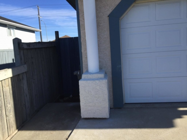 Stucco California style Repair