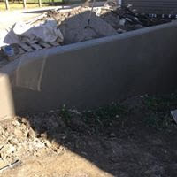 Parge Concrete Foundation