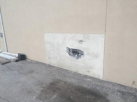 repair stucco