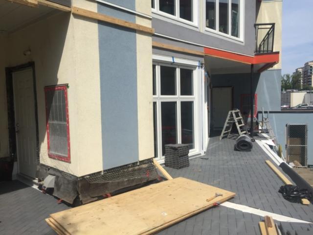 Stucco Repair By Alta Exterior Ltd