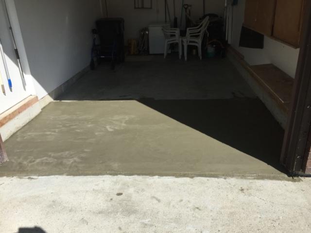 Concrete, bonding agent, edmonton