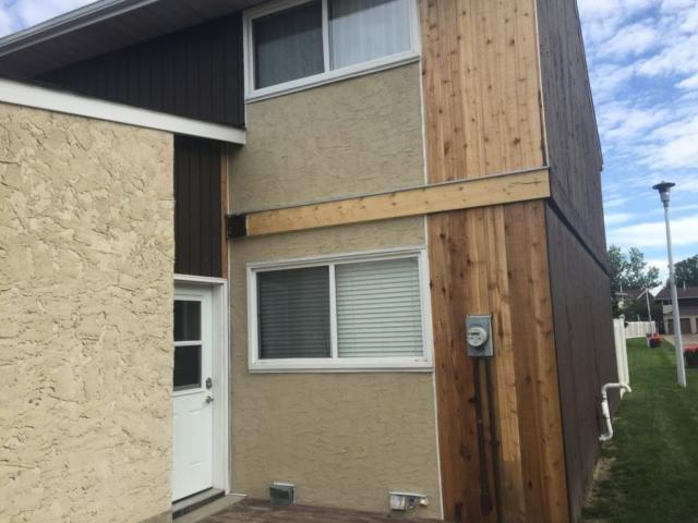 Water Damage Stucco Repair in Edmonton